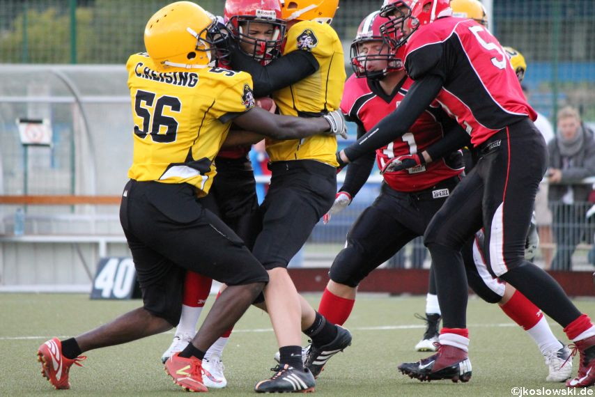 U17 Marburg Mercenaries vs. Frankfurt Pirates 253