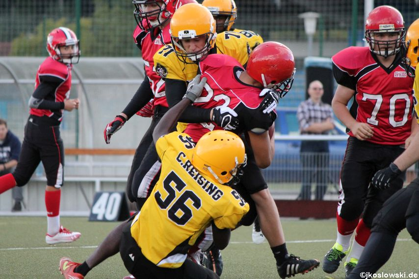 U17 Marburg Mercenaries vs. Frankfurt Pirates 254