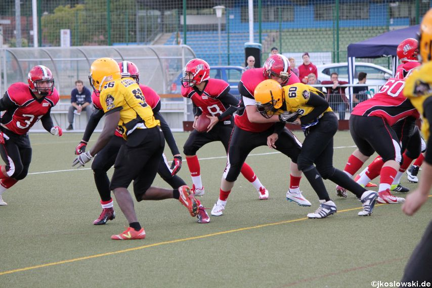U17 Marburg Mercenaries vs. Frankfurt Pirates 256