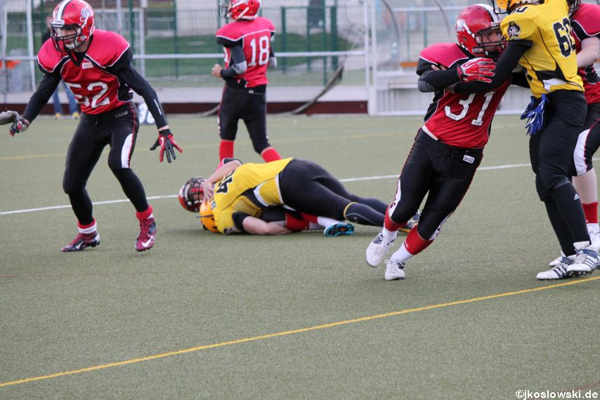 U17 Marburg Mercenaries vs. Frankfurt Pirates 258