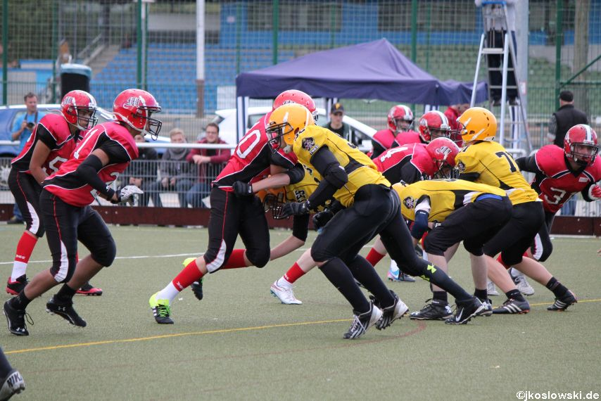 U17 Marburg Mercenaries vs. Frankfurt Pirates 270