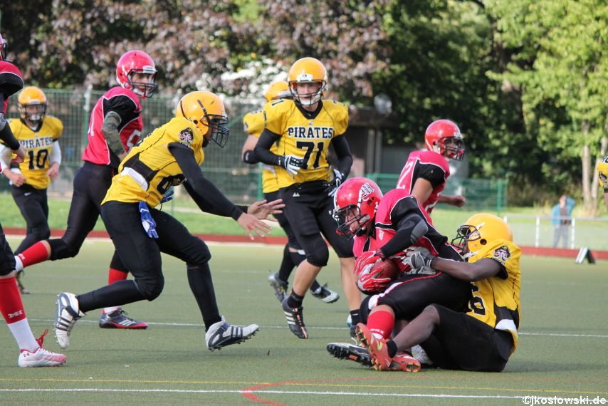 U17 Marburg Mercenaries vs. Frankfurt Pirates 293