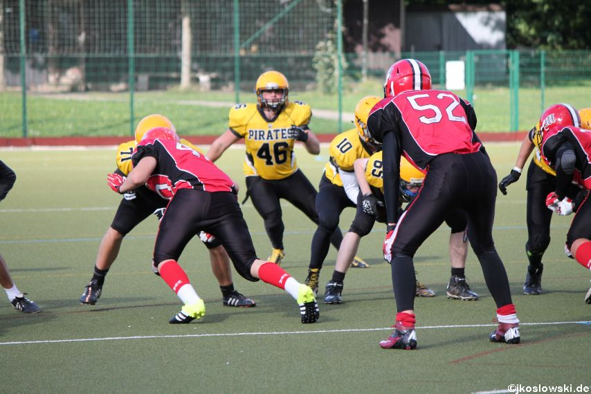 U17 Marburg Mercenaries vs. Frankfurt Pirates 300