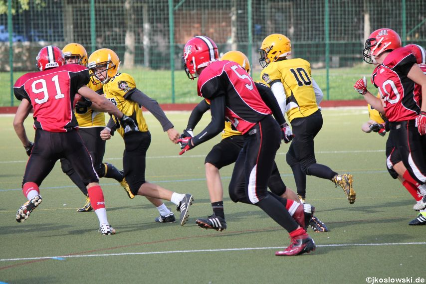 U17 Marburg Mercenaries vs. Frankfurt Pirates 301