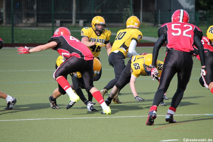U17 Marburg Mercenaries vs. Frankfurt Pirates 305