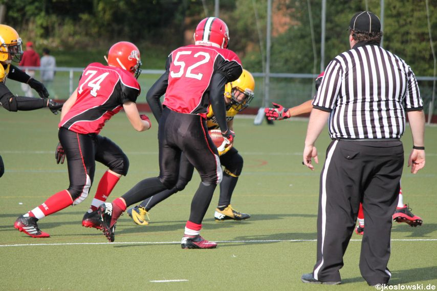 U17 Marburg Mercenaries vs. Frankfurt Pirates 306
