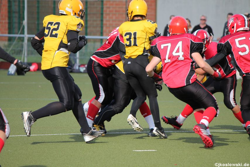 U17 Marburg Mercenaries vs. Frankfurt Pirates 307