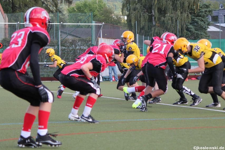 U17 Marburg Mercenaries vs. Frankfurt Pirates 308