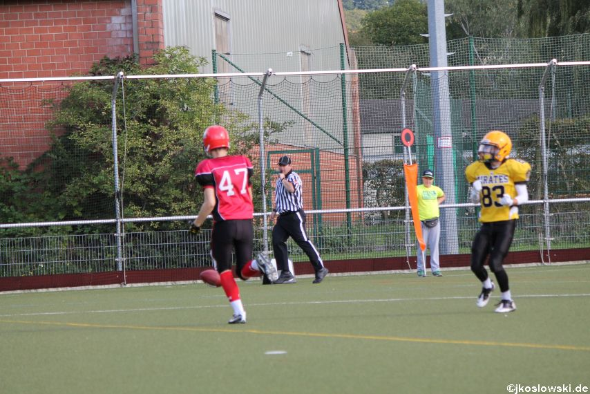 U17 Marburg Mercenaries vs. Frankfurt Pirates 313