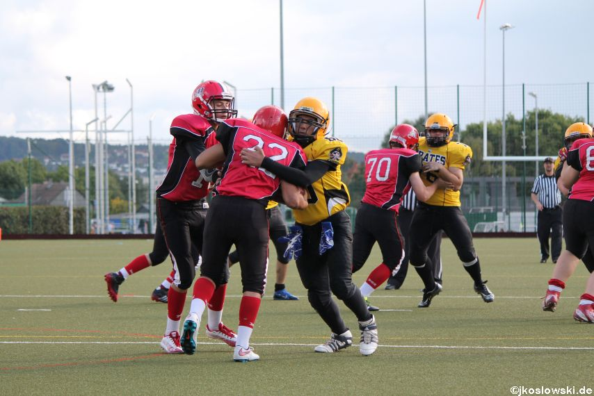 U17 Marburg Mercenaries vs. Frankfurt Pirates 320