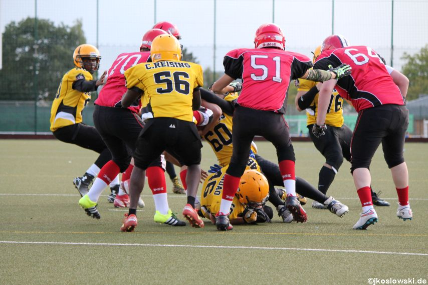 U17 Marburg Mercenaries vs. Frankfurt Pirates 326