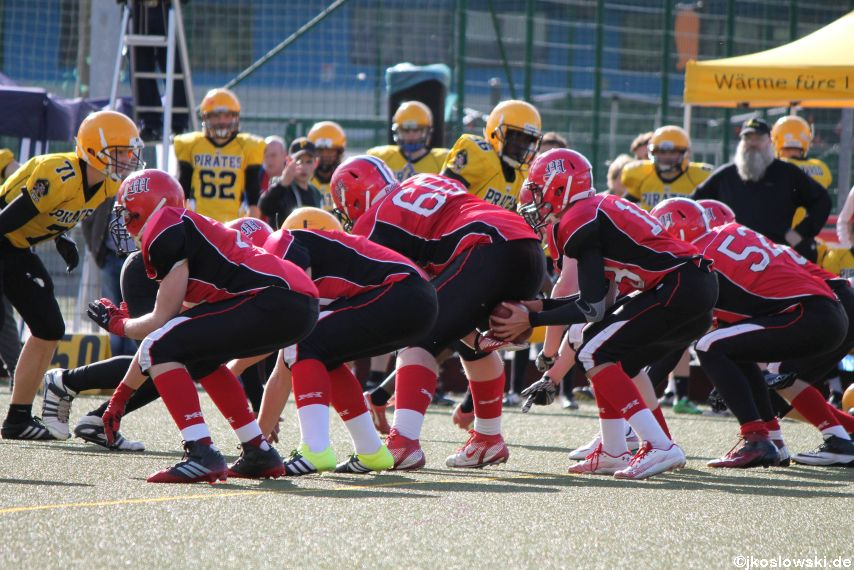 U17 Marburg Mercenaries vs. Frankfurt Pirates 333