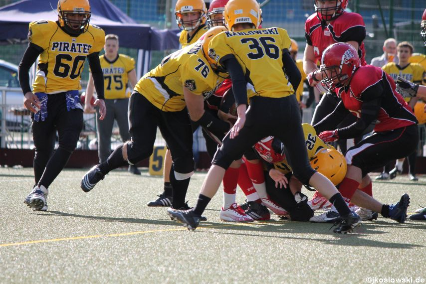 U17 Marburg Mercenaries vs. Frankfurt Pirates 340