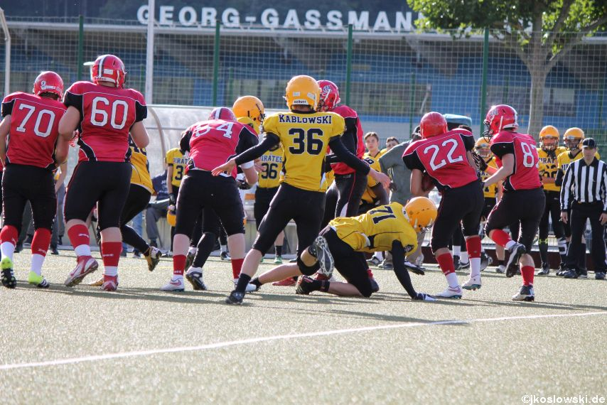 U17 Marburg Mercenaries vs. Frankfurt Pirates 346