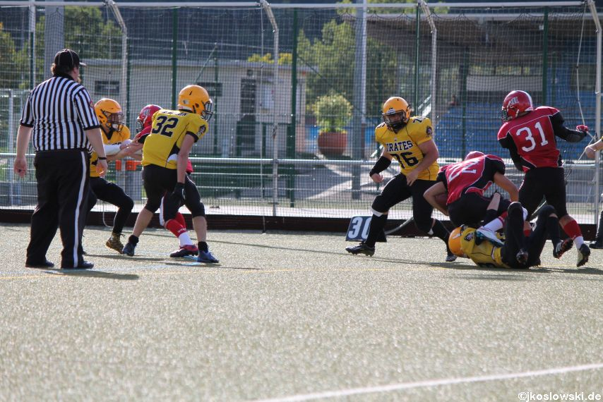 U17 Marburg Mercenaries vs. Frankfurt Pirates 350