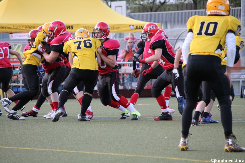 U17 Marburg Mercenaries vs. Frankfurt Pirates 352
