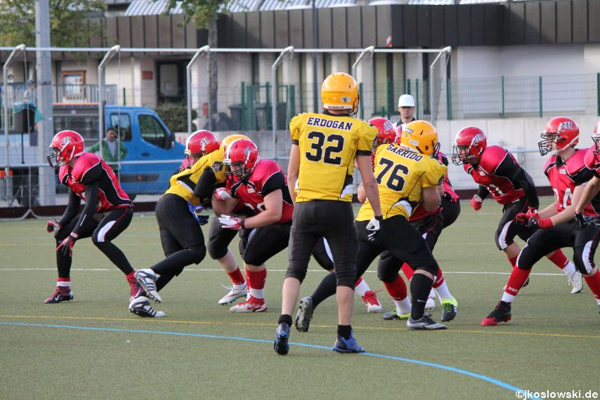 U17 Marburg Mercenaries vs. Frankfurt Pirates 357