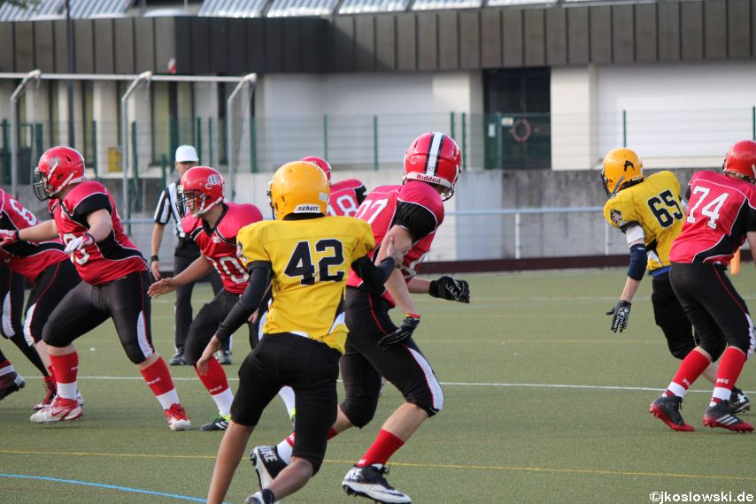 U17 Marburg Mercenaries vs. Frankfurt Pirates 358