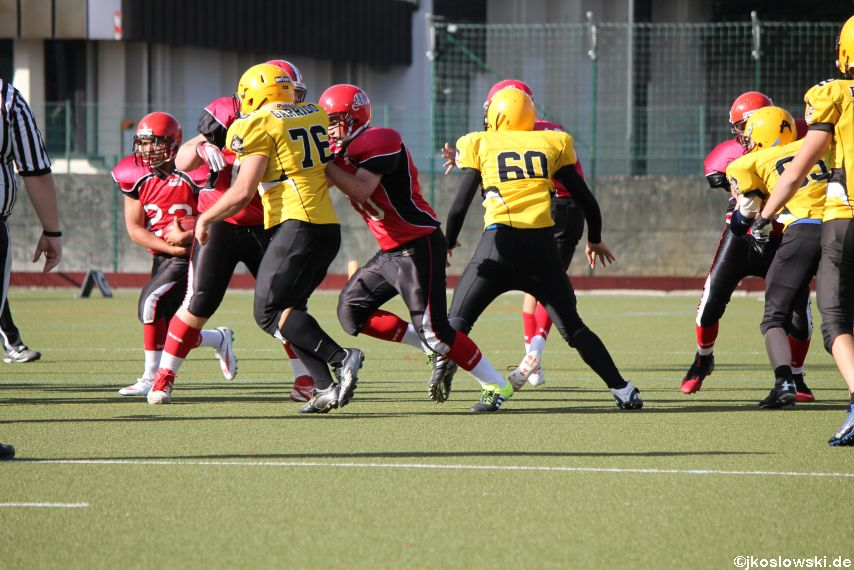 U17 Marburg Mercenaries vs. Frankfurt Pirates 363