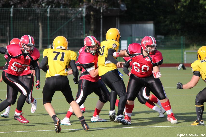 U17 Marburg Mercenaries vs. Frankfurt Pirates 370
