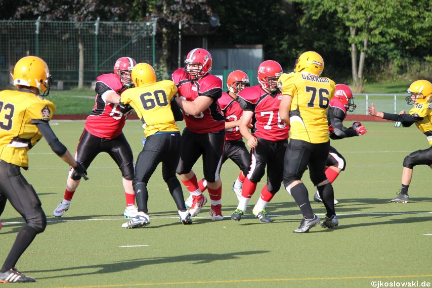 U17 Marburg Mercenaries vs. Frankfurt Pirates 374