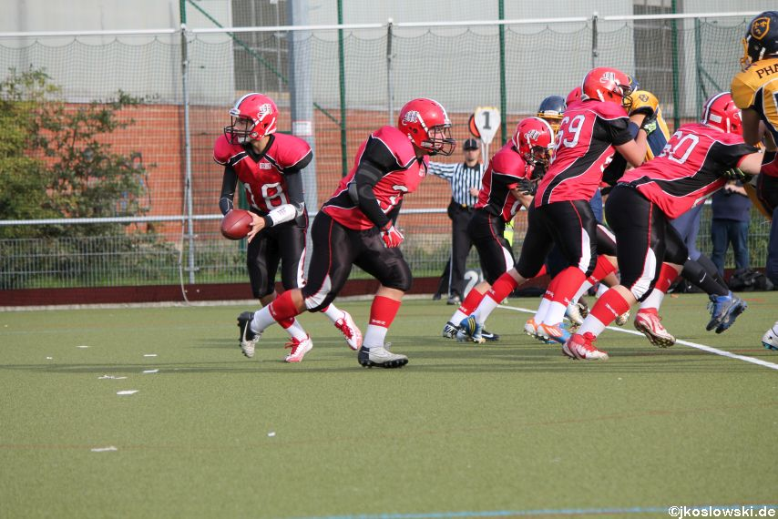 U17 Marburg Mercenaries vs. Wiesbaden Phantoms 006
