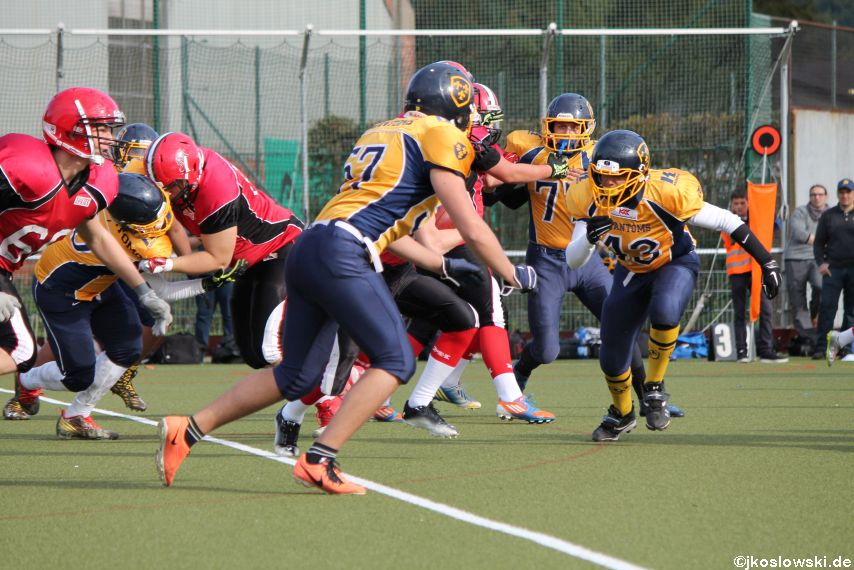 U17 Marburg Mercenaries vs. Wiesbaden Phantoms 007