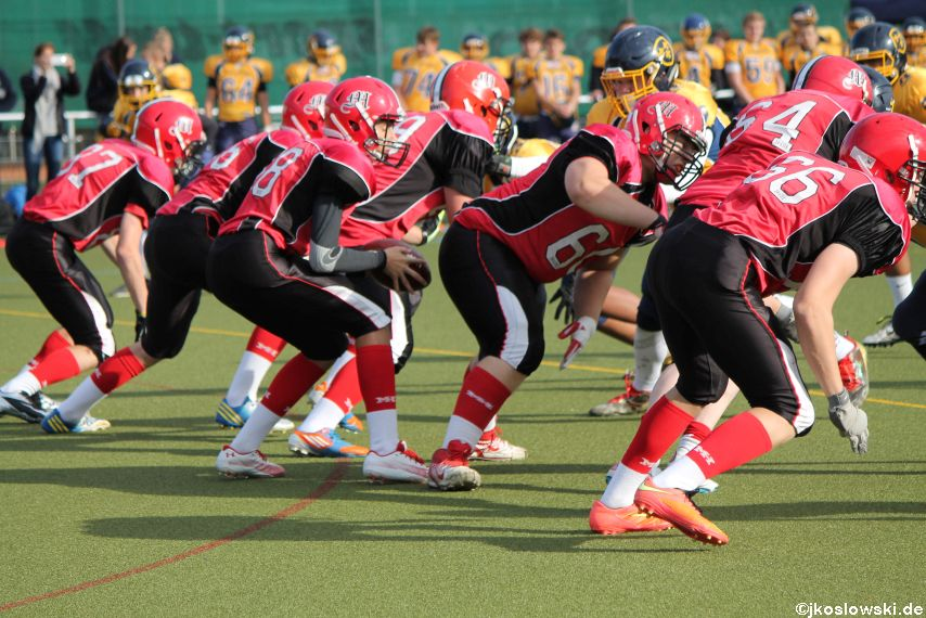 U17 Marburg Mercenaries vs. Wiesbaden Phantoms 009