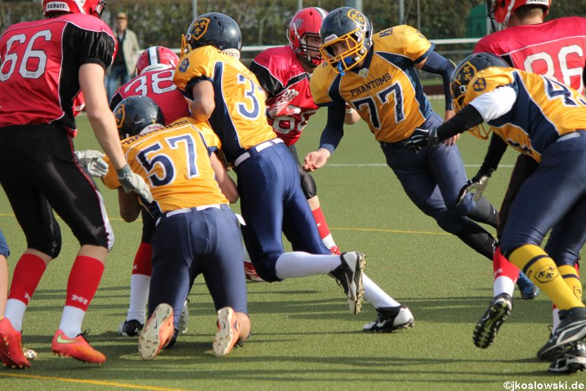 U17 Marburg Mercenaries vs. Wiesbaden Phantoms 011