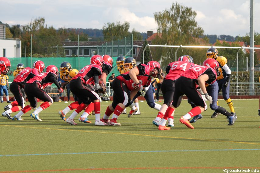 U17 Marburg Mercenaries vs. Wiesbaden Phantoms 012