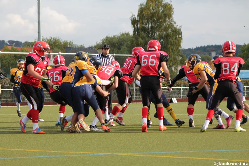 U17 Marburg Mercenaries vs. Wiesbaden Phantoms 013