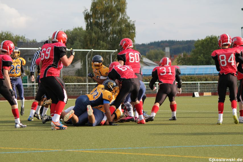 U17 Marburg Mercenaries vs. Wiesbaden Phantoms 014