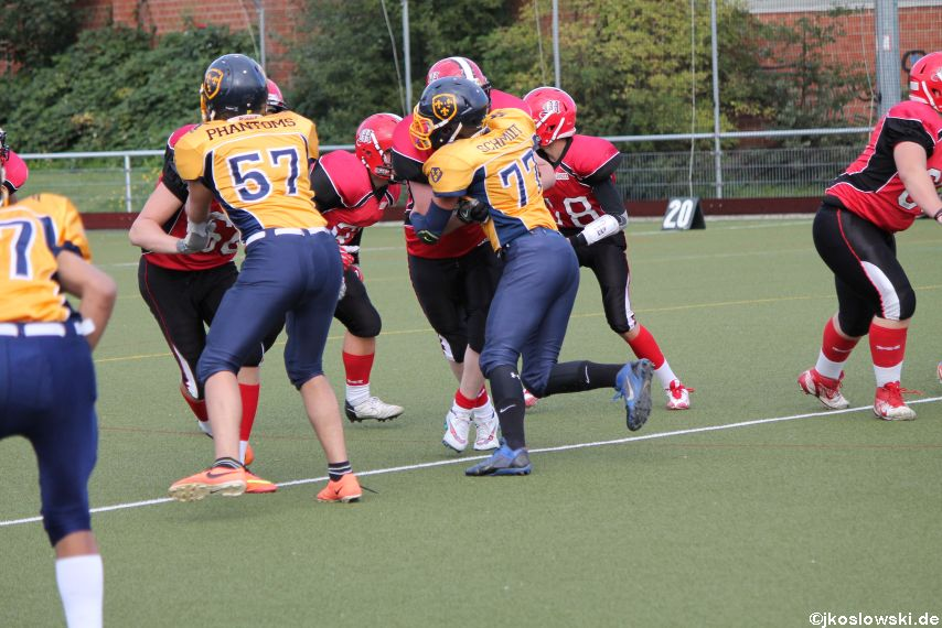 U17 Marburg Mercenaries vs. Wiesbaden Phantoms 023
