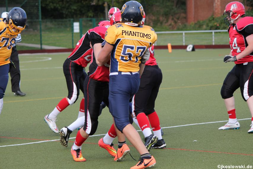 U17 Marburg Mercenaries vs. Wiesbaden Phantoms 024