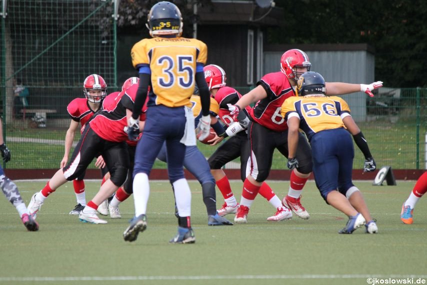 U17 Marburg Mercenaries vs. Wiesbaden Phantoms 029