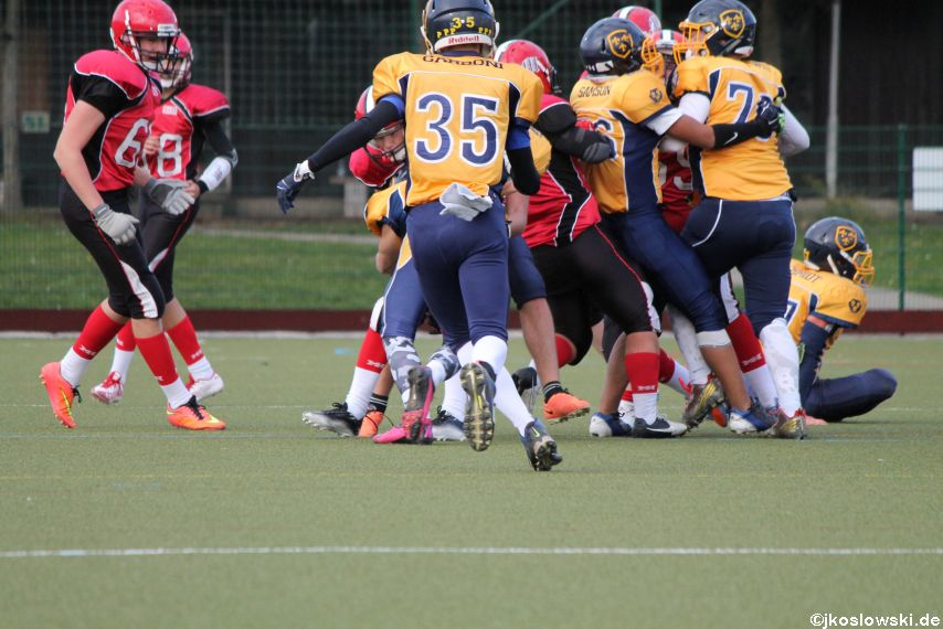 U17 Marburg Mercenaries vs. Wiesbaden Phantoms 030