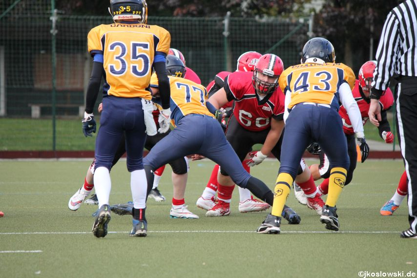 U17 Marburg Mercenaries vs. Wiesbaden Phantoms 039