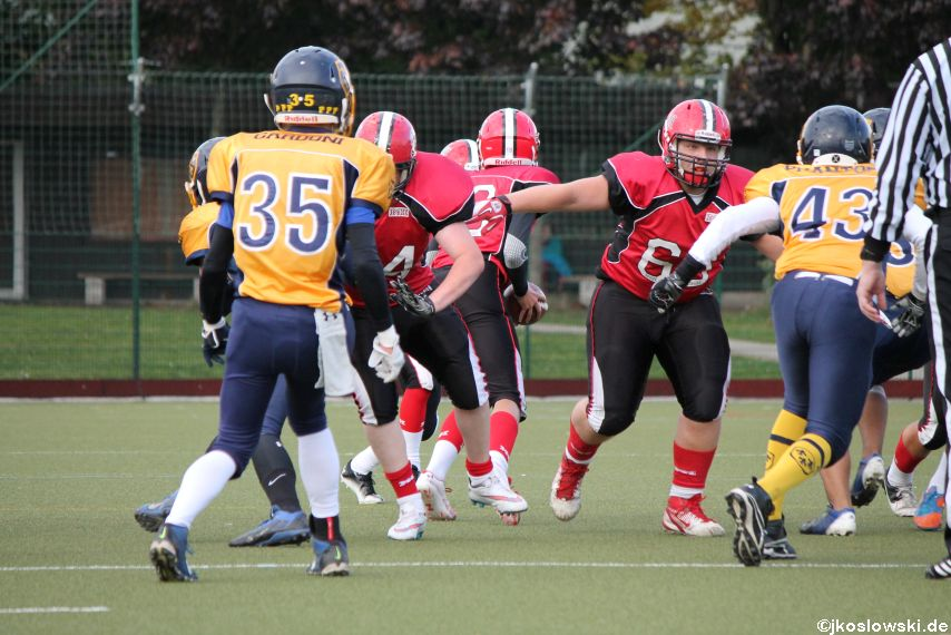 U17 Marburg Mercenaries vs. Wiesbaden Phantoms 040