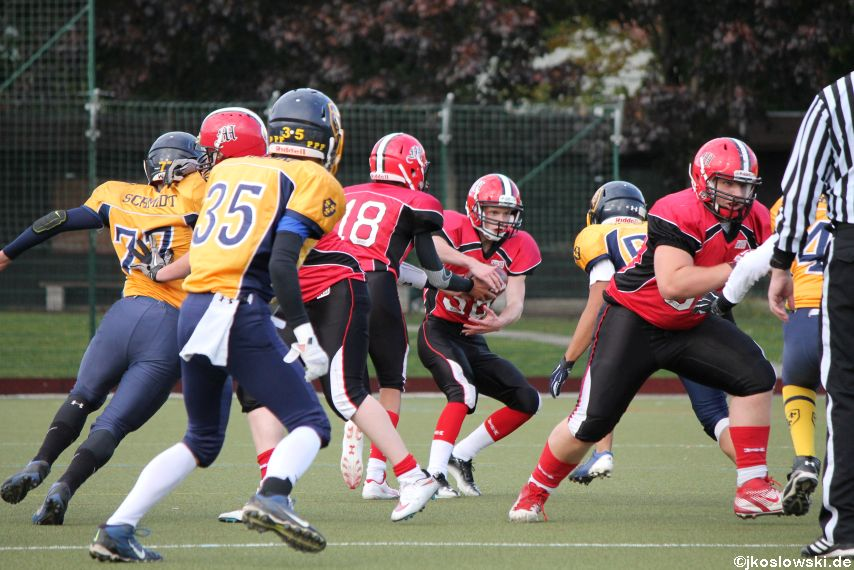 U17 Marburg Mercenaries vs. Wiesbaden Phantoms 041
