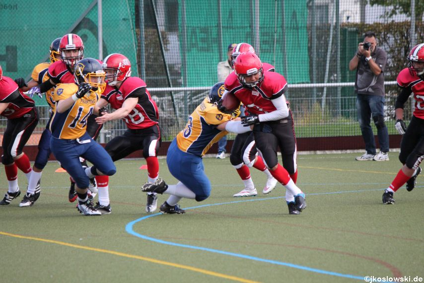 U17 Marburg Mercenaries vs. Wiesbaden Phantoms 055