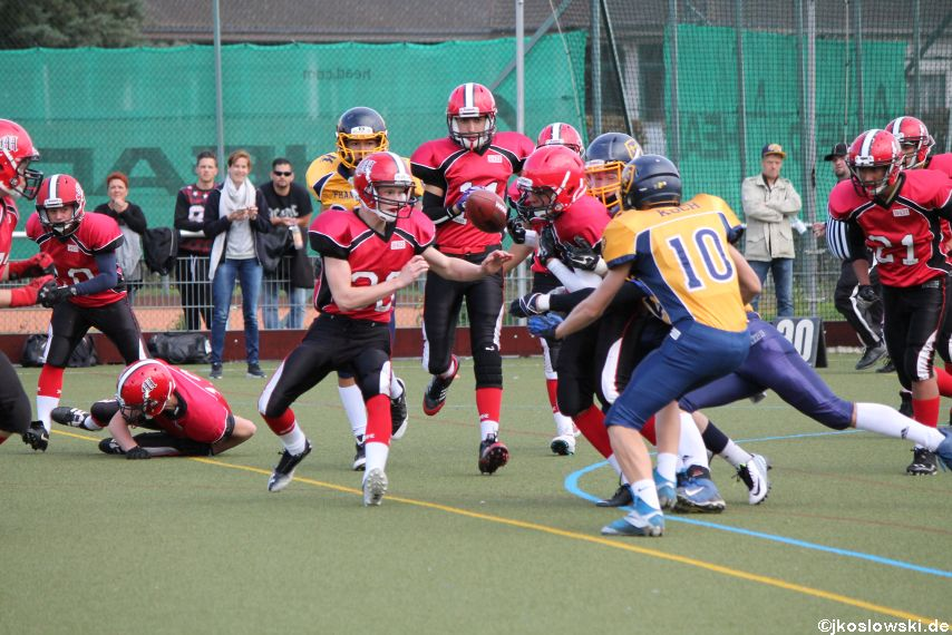 U17 Marburg Mercenaries vs. Wiesbaden Phantoms 056