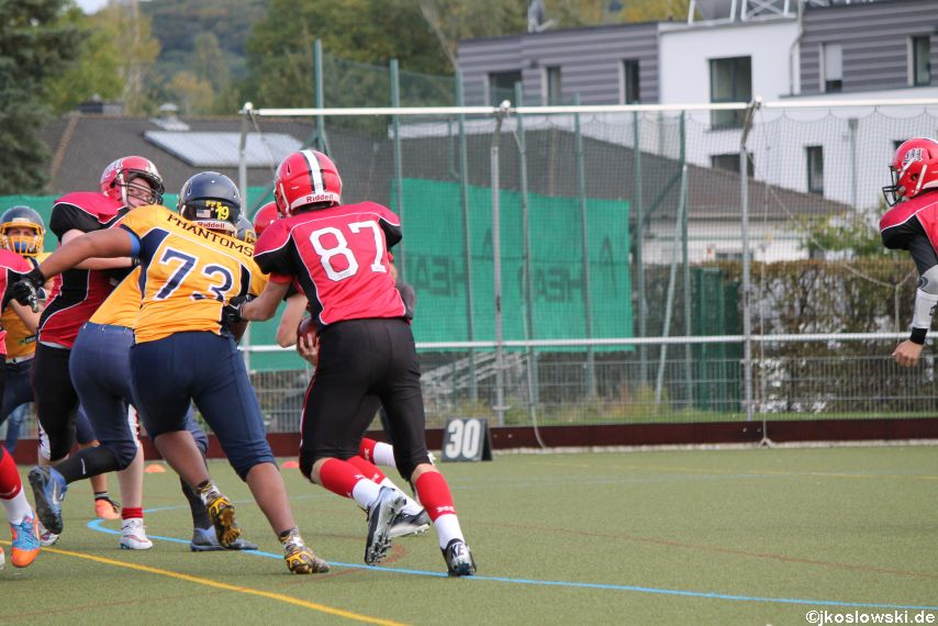 U17 Marburg Mercenaries vs. Wiesbaden Phantoms 059