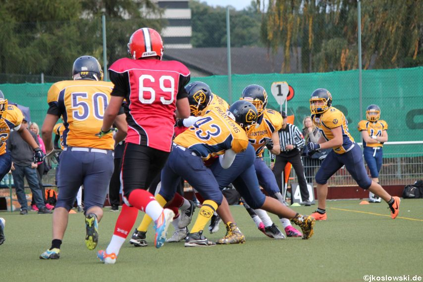 U17 Marburg Mercenaries vs. Wiesbaden Phantoms 060