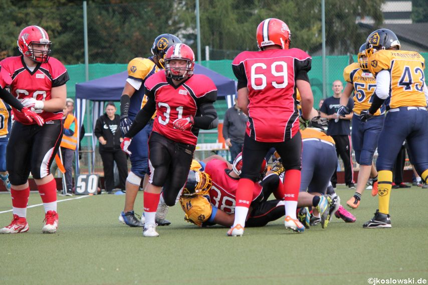 U17 Marburg Mercenaries vs. Wiesbaden Phantoms 061