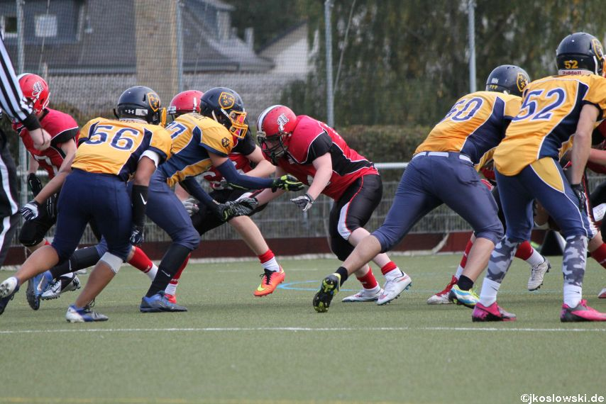 U17 Marburg Mercenaries vs. Wiesbaden Phantoms 062