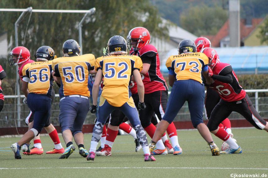 U17 Marburg Mercenaries vs. Wiesbaden Phantoms 063