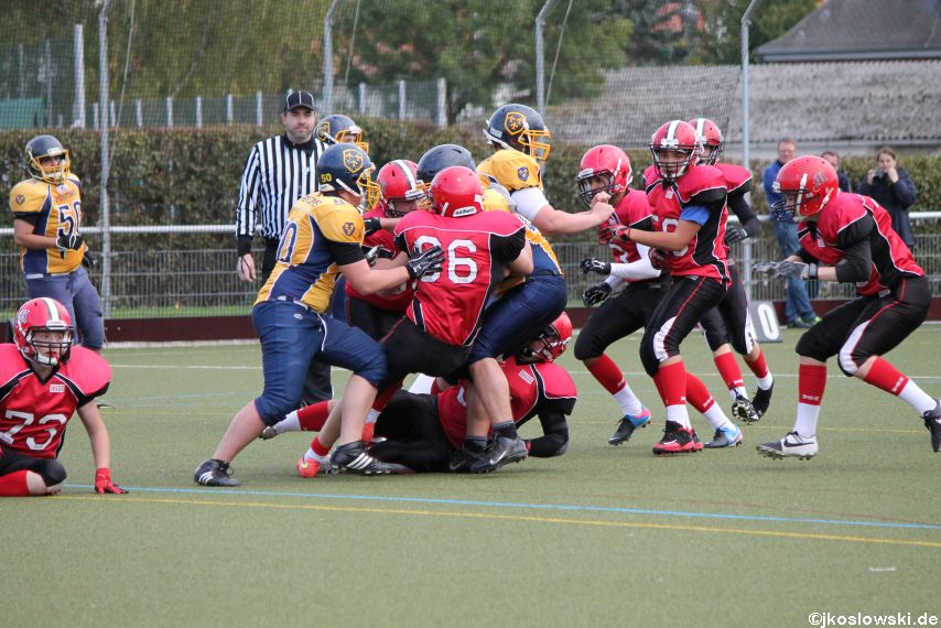 U17 Marburg Mercenaries vs. Wiesbaden Phantoms 067