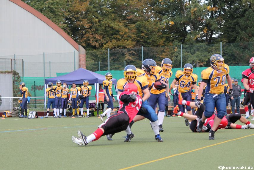 U17 Marburg Mercenaries vs. Wiesbaden Phantoms 071