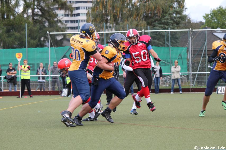 U17 Marburg Mercenaries vs. Wiesbaden Phantoms 072