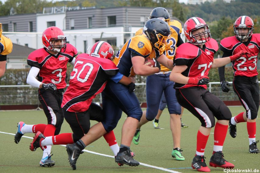 U17 Marburg Mercenaries vs. Wiesbaden Phantoms 073